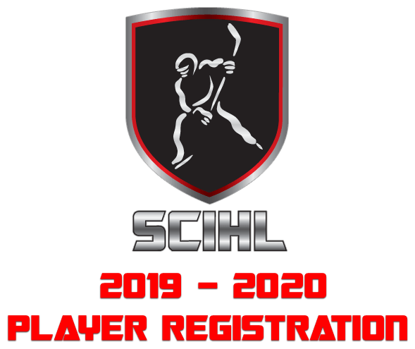 SCIHL 2019 - 2020 Player Registration